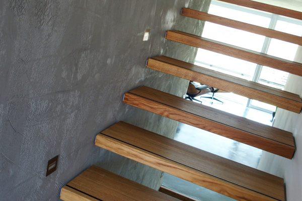 Elegante Treppenlösung
